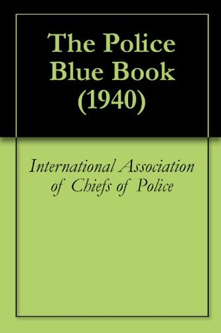 The Police Blue Book (1940)