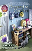 Dressed to Confess (Costume Shop Mystery, #3)