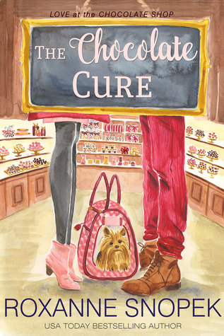 The Chocolate Cure (Love at the Chocolate Shop, #4)