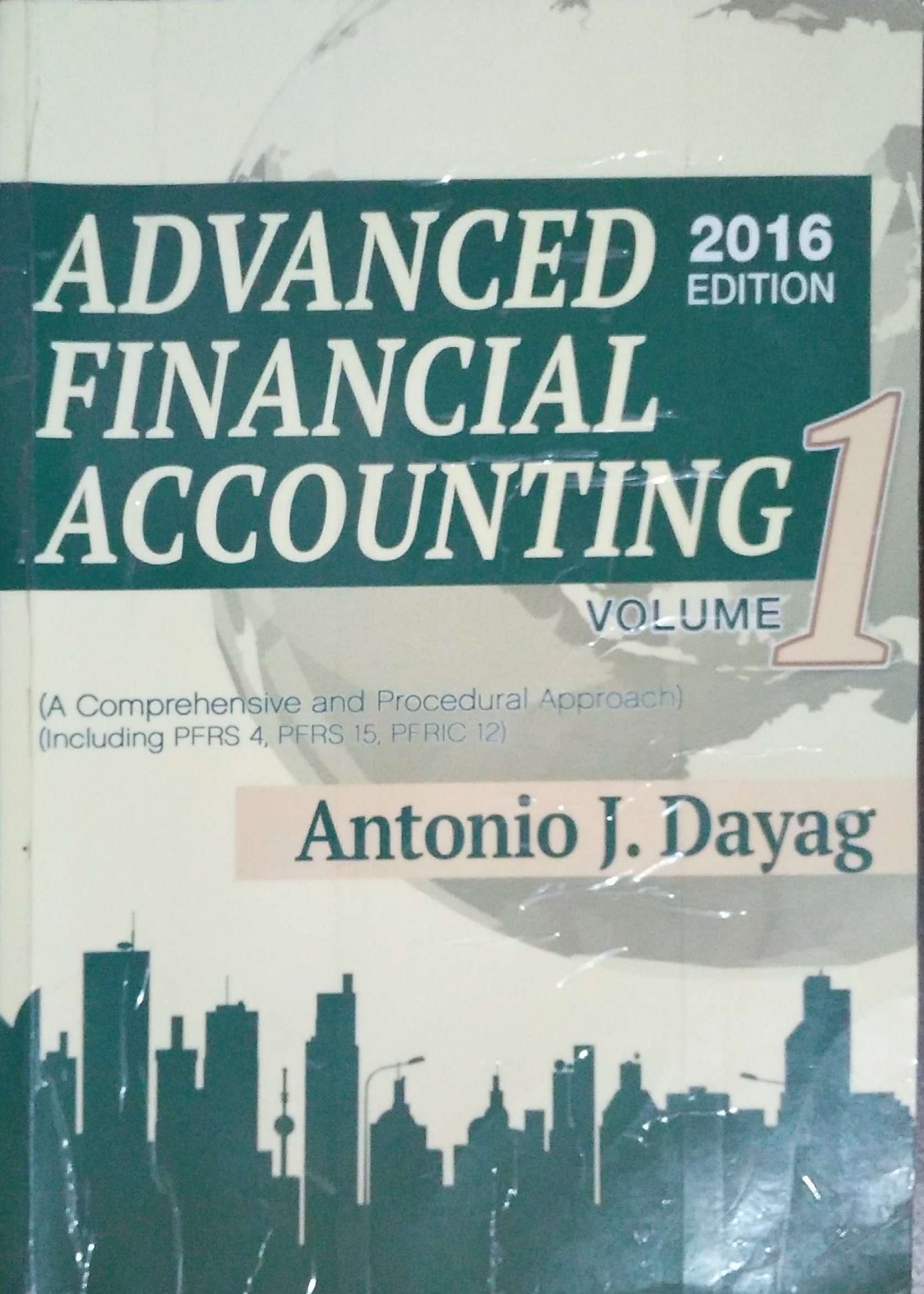 Advanced Financial Accounting, 7th Edition