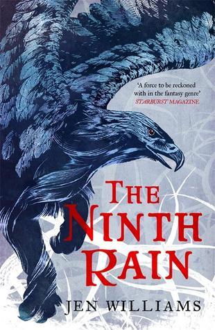 The Ninth Rain (The Winnowing Flame Trilogy, #1)