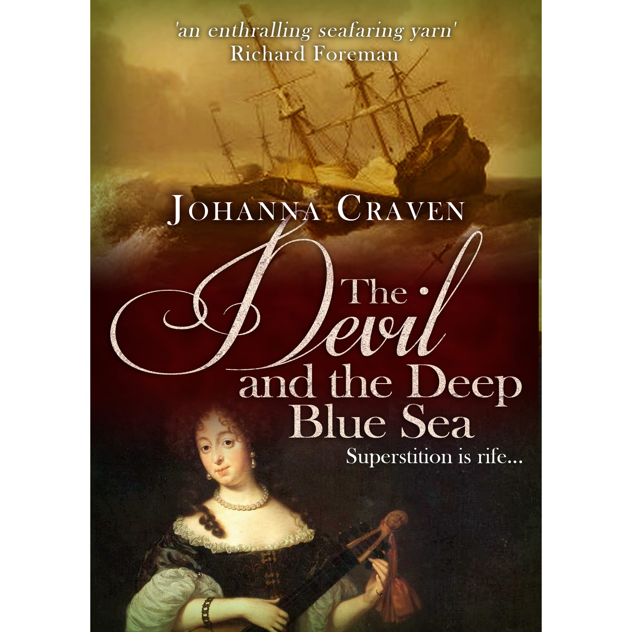 The Devil and the Deep Blue Sea by Johanna Craven ...