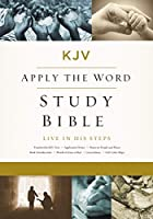 KJV, Apply the Word Study Bible, Ebook, Red Letter Edition: Live in His Steps