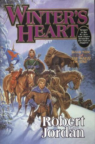 Winter's Heart - book cover