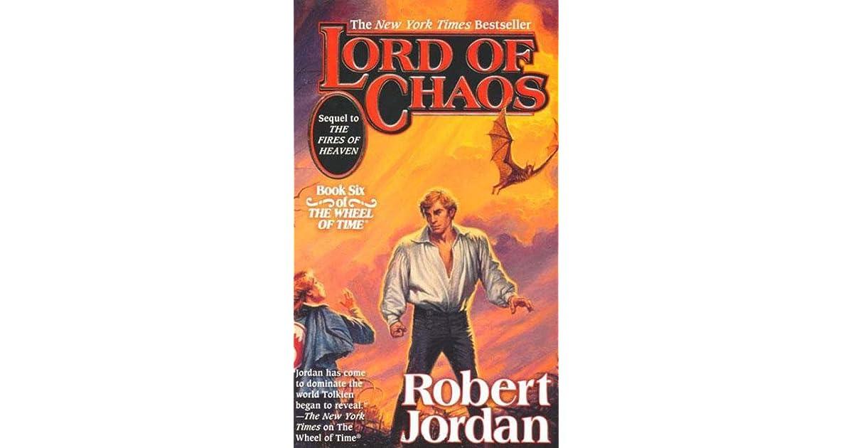 Lord of Chaos (Wheel of Time, #6) by Robert Jordan