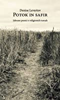 Potok in safir: Izbrane pesmi o religioznih temah