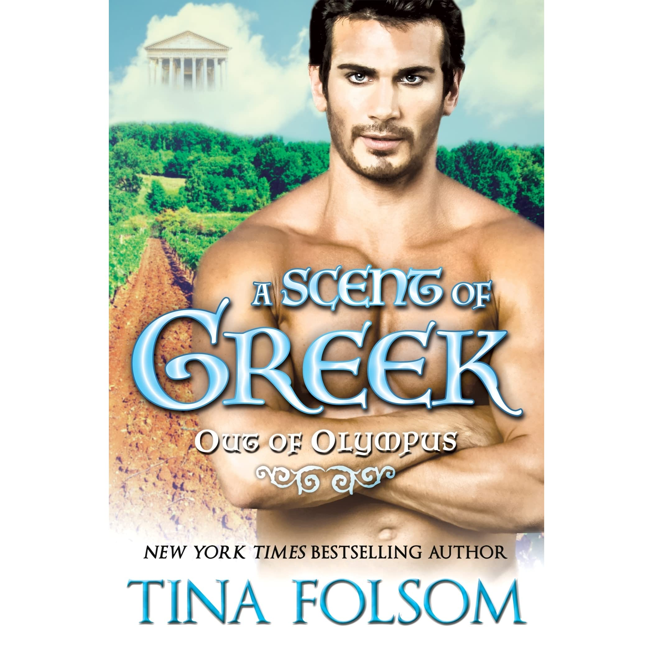 A Scent Of Greek (out Of Olympus, #2) By Tina Folsom €� Reviews, Discussion,  Bookclubs, Lists