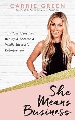 Image result for she means business book