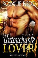 Untouchable Lover (Warriors of Lemuria, #1)