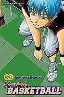 Kuroko's Basketball, Vol. 3: Includes Vols. 5 & 6 (Kuroko's Basketball)