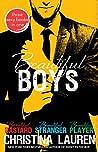 Beautiful Boys (Beautiful Bastard, #1, #2, #3)