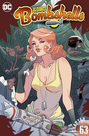 DC Comics: Bombshells (2015-) #63