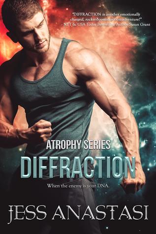 Diffraction (Atrophy, #3)
