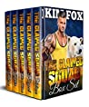 The Clawed Squad Box Set (The Bear Shifters of Clawed Ranch, #1-5)