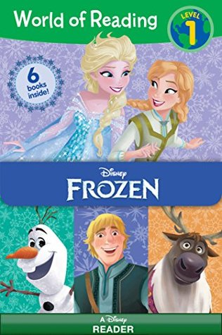 World of Reading Frozen Collection: Level 1 (World of Reading (eBook))