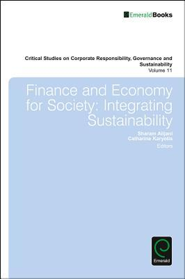 Finance and Economy for Society Integrating Sustainability
