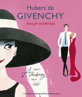 Hubert de Givenchy by Philip Hopman
