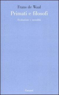 Primati e filosofi: Evoluzione e moralità