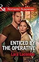 Enticed By The Operative (Doctors in Danger, Book 1)