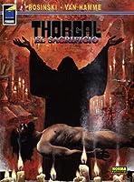 El Sacrificio (Thorgal, #29)