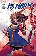 Ms. Marvel (2015-2019) #13