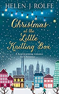 Christmas at the Little Knitting Box (New York Ever After, #1)