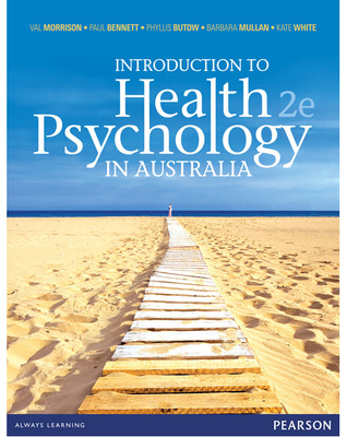 An Introduction To Health Psychology By Val Morrison And politics, did i mention politics? an introduction to health psychology by