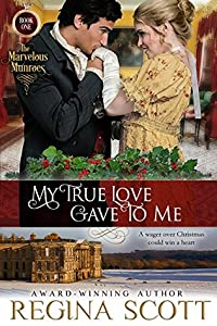 My True Love Gave to Me (The Marvelous Munroes #1)