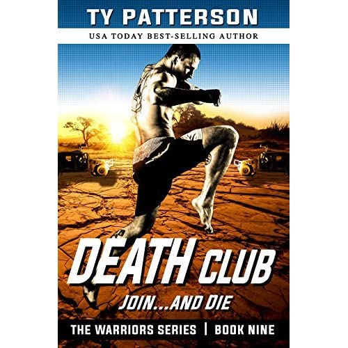 Warriors Book Series Quizzes: Death Club (Warriors Series Of Crime Action Thrillers Book