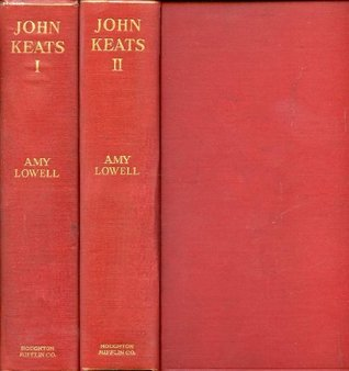 JOHN KEATS---two Volumes