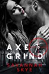 Axe to Grind (Capestrana Crime Family, #1)