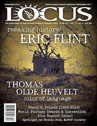 Locus Magazine, Issue #671, December 2016
