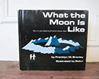 What The Moon Is Like (Let's Read And Find Out)