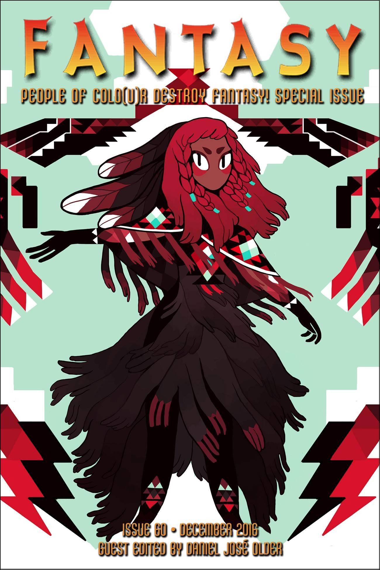 Fantasy Issue 60 - Dec. 2016: People of Colo(u)r Destroy Fantasy! Special Issue