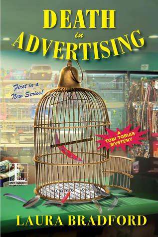 Death in Advertising (Tobi Tobias Mystery #1)