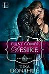 First Comes Desire (Pirate's Prize #1)
