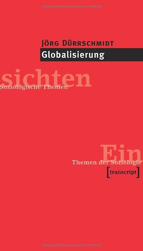 Globalisierung  by  Jörg Dürrschmidt