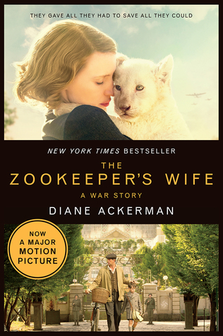 Image result for book cover the zookeeper's wife