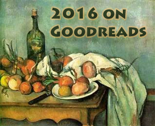 2016 on Goodreads by Various