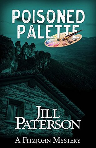 Poisoned Palette (Alistair Fitzjohn, #6)