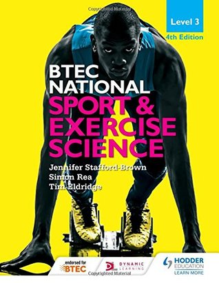 Btec sport and exercise science book