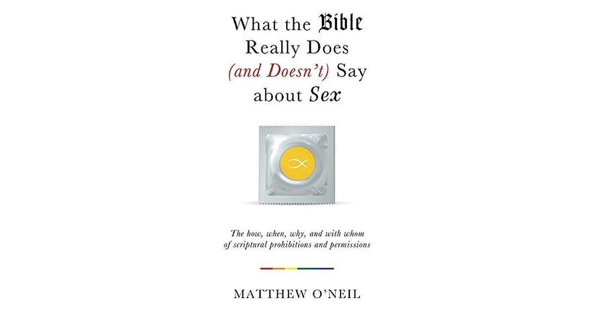 Kaj Biblija resnično počne in česa ne govori o seksu-5525