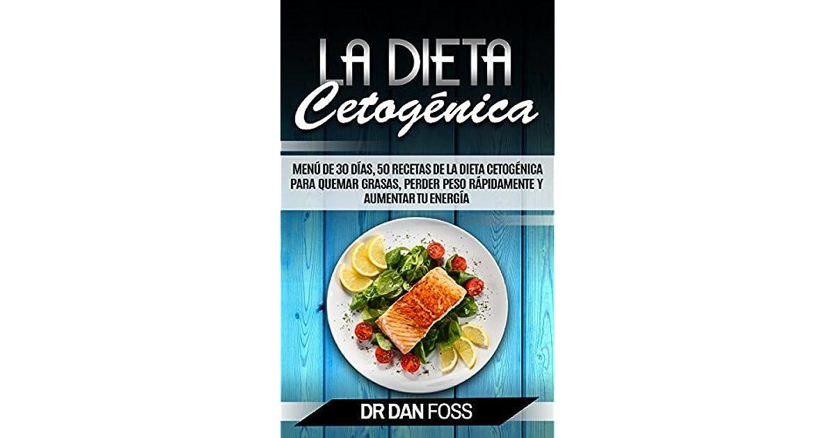 Menus de dietas cetonicas