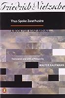 Aldus Sprak Zarathoestra By Friedrich Nietzsche