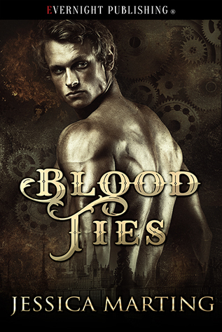 Blood Ties (The Searchers, #1)