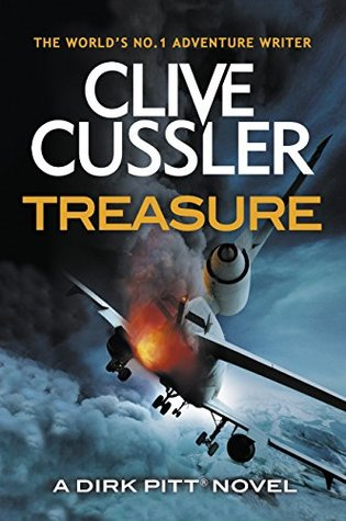 Cover of Treasure (Dirk Pitt) by Clive Cussler