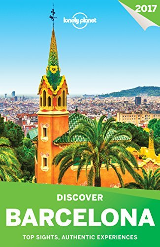 Barcelona (Lonely Planet Travel Guide)
