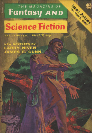 The Magazine of Fantasy and Science Fiction, September 1972 (The Magazine of Fantasy & Science Fiction, #256)