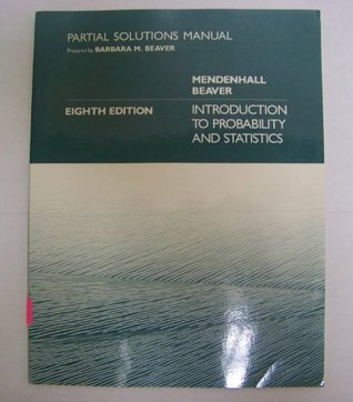 Introduction to Probability and Statistics/Solution Manual