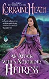 An Affair with a Notorious Heiress (Scandalous Gentlemen of St. James, #4)